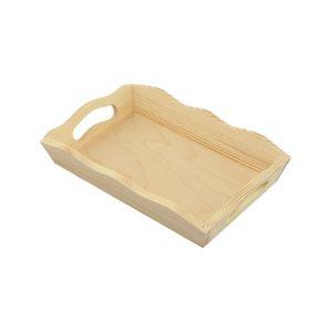 Dřevěný podnos 29x20x4.5 cm