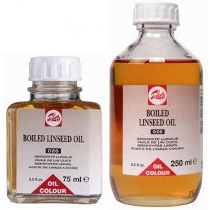 """Lněný olej """"Boiled"""" Talens 75ml"""