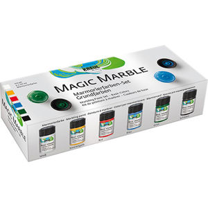 "Sada barev Hobby Line - ""Magic Marble"""