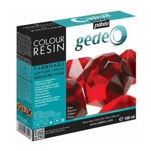 Barevná křišťálová pryskyřice PEBEO Gedeo 150 ml (umělecká pryskyřice)