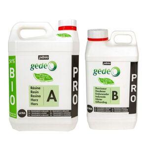 Bio čirá křišťálová pryskyřice PEBEO - 3l (pryskyřice na šperky a)